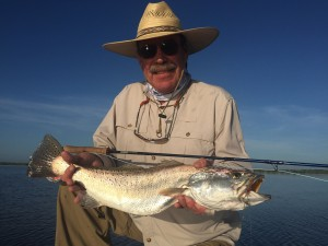 fly fish trout spi
