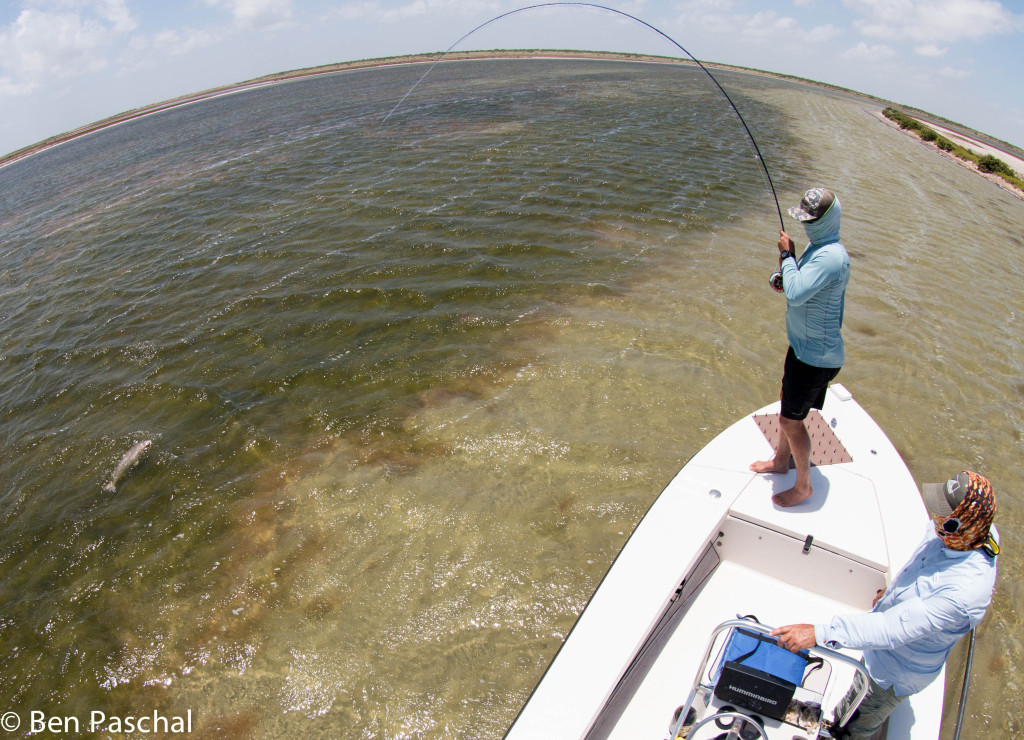 fishing report laguna madre outfitters capt ben