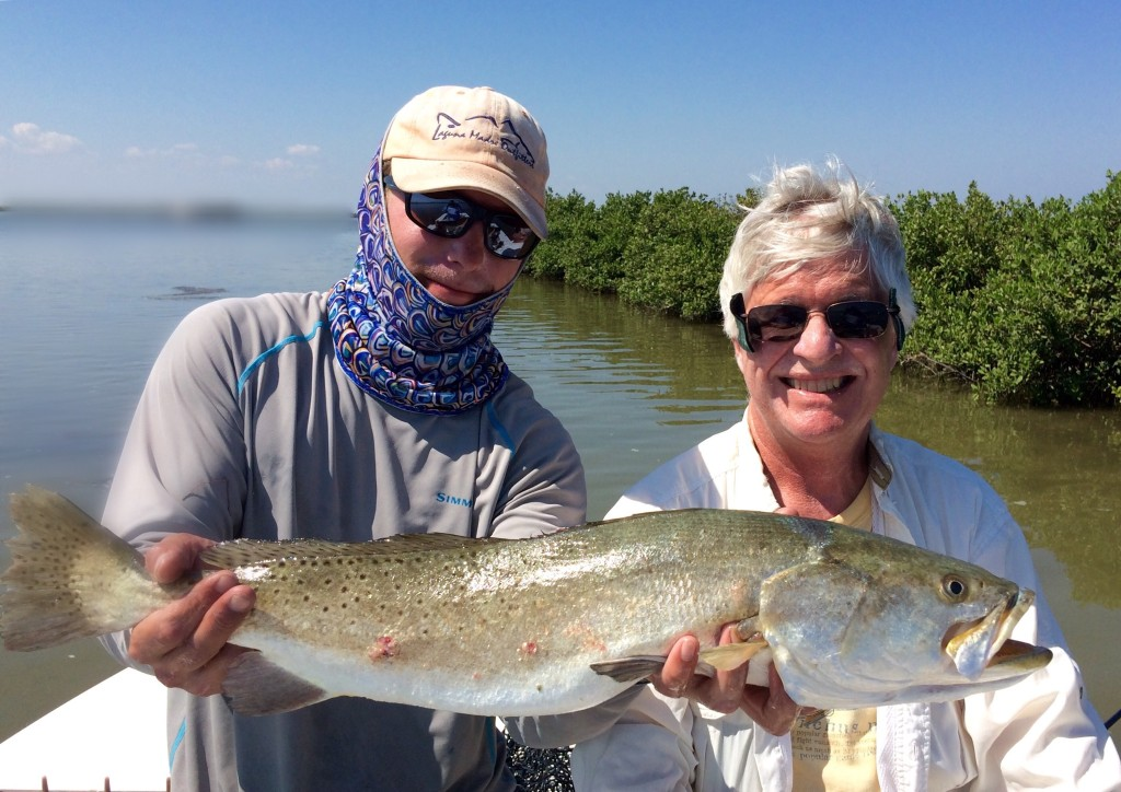fly fishing south padre