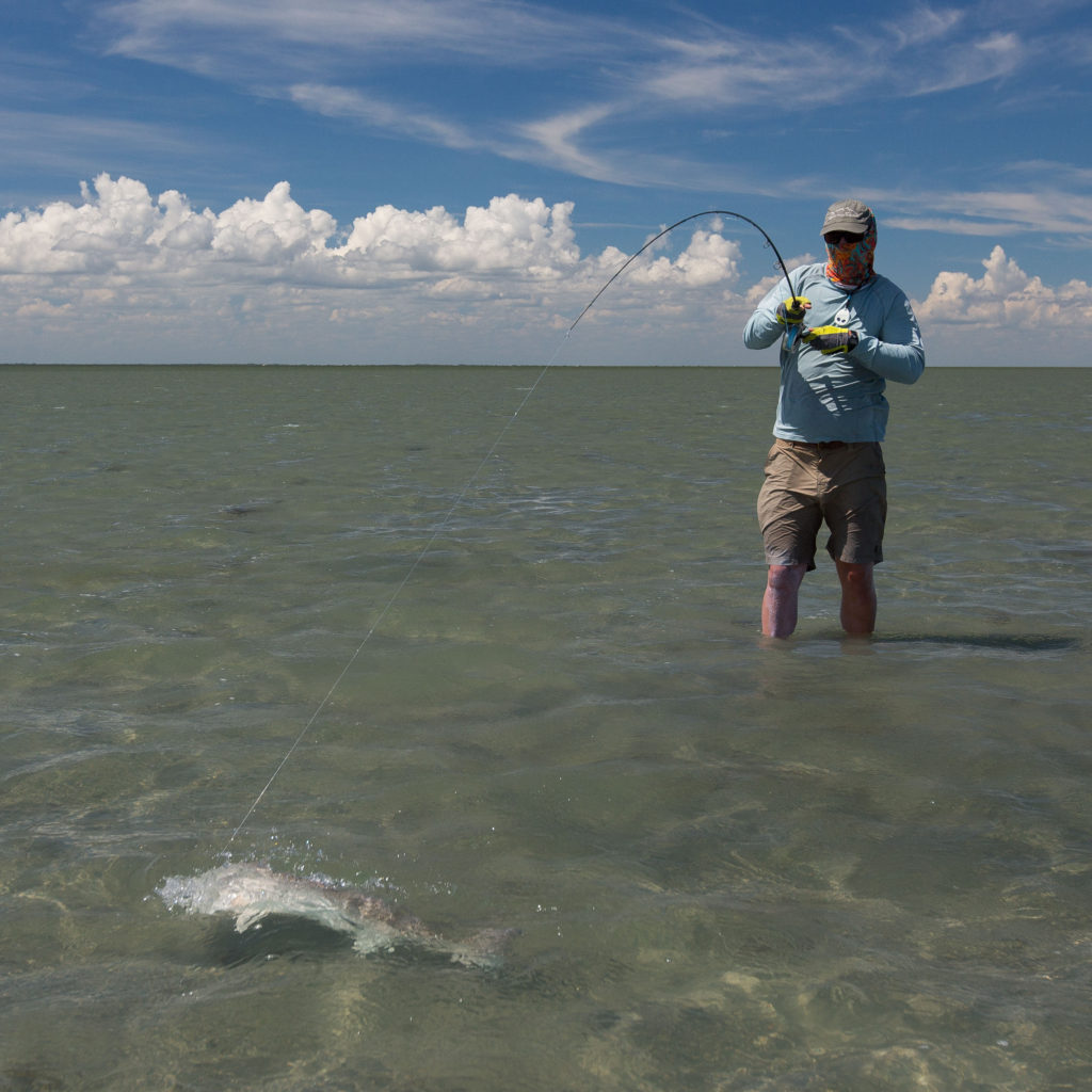 fly fishing texas coast