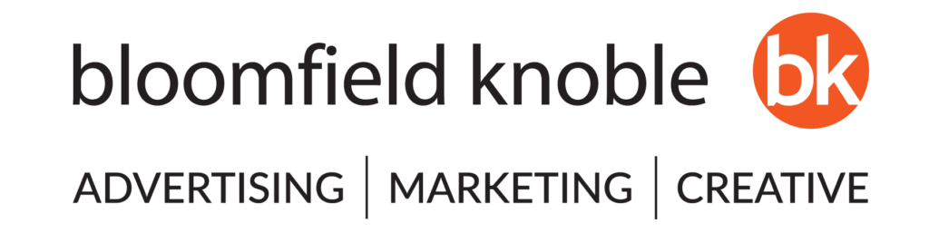 bloomfield knoble marketing advertising logo