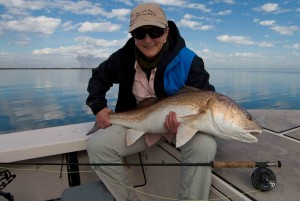 sue-fly-fishing-redfish-louisiana